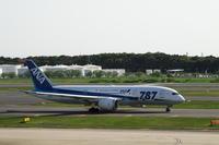 NRT - 23 - fun time (飛行機と空)