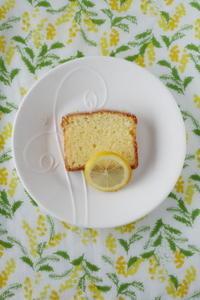 レモンのパウンドケーキ - Baking Daily@TM5
