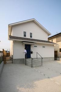 「北フランススタイルの家」が完成しました☆ - プロトハウス通信