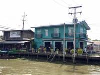 アンパワー水上マーケットで一息ついた場所 - ☆M's bangkok life diary☆
