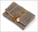 かや麻と蚊帳織りの袋もの ~過去の作品から~ - nazunaニッキ