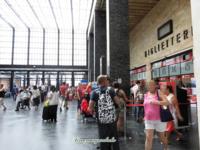 新しくなったフィレンツェSMN駅のショッピング街 - フィレンツェ目安箱