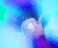 バラ 12(PhotoShop ) - 光 塗人 の デジタル フォト グラフィック アート (DIGITAL PHOTOGRAPHIC ARTWORKS)