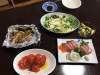 常備菜と晩ご飯 - 食べるのだーい好き