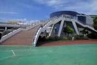 名古屋港水族館 - 休日はタンデムツーリング