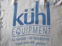 kuhl EQUIPMENTのTシャツ - Questionable&MCCC