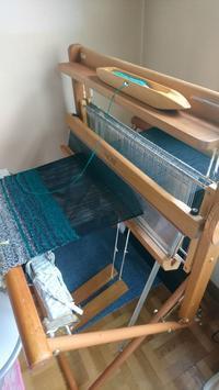 機織り - 工房アンシャンテルール就労継続支援B型事業所(旧いか型たい焼き)セラピア函館代表ブログ