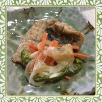 豆鯵(アジ)の南蛮漬 - kajuの■今日のお料理・簡単レシピ■