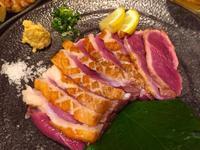 鴨のたたきオイシ - sobu 2