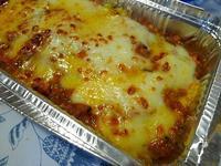 じゃがいものピューレとラグーのトルタ (Torta di purè di patate e ragù) - エミリアからの便り