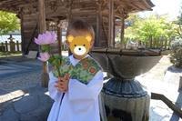 稚児行列に参加 ~Parade mit Kostüm~ - チーム名はファミリエ・ベア ~ハイジが記すクマ達との日々~