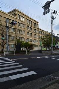 神戸市山本通の海外移住と文化の交流センター(昭和モダン建築探訪) - 関根要太郎研究室@はこだて