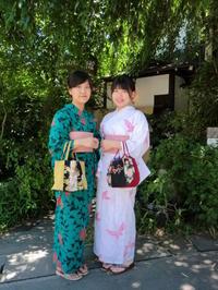 爽やかに浴衣でお出かけ。 - 京都嵐山 着物レンタル&着付け「遊月」