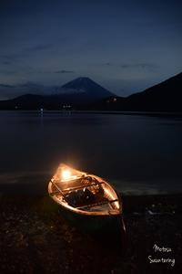Canoe 3 - Sauntering