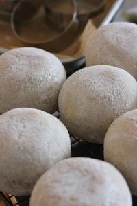 米粉のイングリッシュマフィン - オーブン手帖