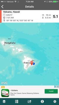 ハワイ島で地震 - Nature Care