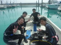 見た目とは裏腹に・・・ ~糸満近海体験ダイビング~ - 沖縄本島最南端・糸満の水中世界をご案内!「海の遊び処 なかゆくい」