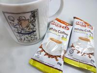 MEET U White Coffee 3in1 - 池袋うまうま日記。