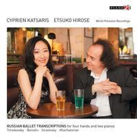 Russian Ballet Transcriptions@Cyprien Katsaris & Etsuko Hirose - MusicArena