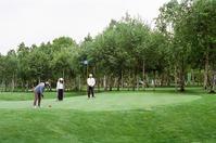 パークゴルフと生ビール - 照片画廊