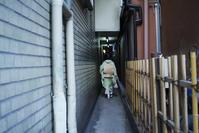 #dp2Q 京都名物 先斗町 『番号路地』 - 関西ウォーカー自遊人 Trial