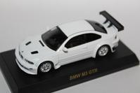 1/64 Kyosho BMW&MINI M3 GTR - 1/87 SCHUCO & 1/64 KYOSHO ミニカーコレクション byまさーる