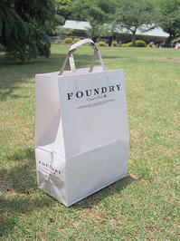 foundry   新宿高島屋 - Favorite place  - cafe hopping -