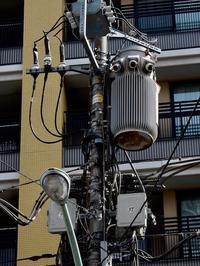 電信柱 - 四十八茶百鼠