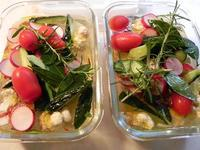 美味しく野菜を食べ、お肉を食べる - 心とカラダが元気になるアロマ&ハーブガーデン教室chant rose