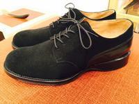 最高の雨靴を求めて - Shoe Care & Shoe Order Room FANS.「M.Mowbray Shop」