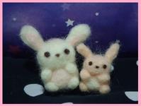 我的手工毛毛兔子 - home3