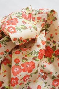 夏は、ちょっと派手目のスカートも素敵ですね。 - ハンドメイドで親子お揃い服 omusubi-five(オムスビファイブ)