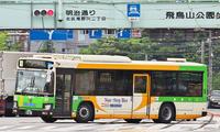 東京都交通局 P-B739 - FB=Favorite Bus