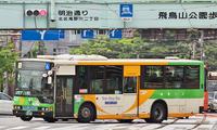 東京都交通局 N-W456 - FB=Favorite Bus