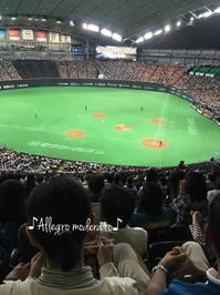 札幌ドーム - ♪Allegro moderato♪~穏やかに早く~