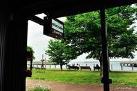 大分市/mint cafe/海を眺めながらゆったりランチ - ゆっくり、ぱちぱちり