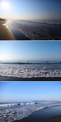 2017/06/10(SAT) 今朝の陽射しは夏ですね! - SURF RESEARCH