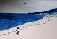 毎日海 - たなかきょおこ-旅する絵描きの絵日記/Kyoko Tanaka Illustrated Diary