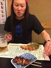 志木駅前の居酒屋文蔵、白水麦焼酎の期限切れ前に! - RÖUTE・G DRIVE AFTER DEATH