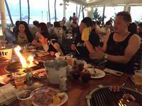 グアム島「Sunset Beach BBQ」★★★☆☆ - 紀文の居酒屋日記「明日はもう呑まん!」