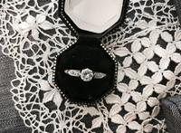 エンゲージリングにいかがですか  アンティークダイヤモンドリング - AntiqueJewellery GoodWill