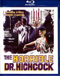 L'orribile segreto del Dr. Hichcock  (1962) - なかざわひでゆき の毎日が映画三昧