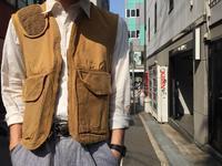 着て持ち運ぶ!!!(T.W.神戸店) - magnets vintage clothing コダワリがある大人の為に。