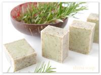 ローズマリーの石けん - *Herbと手作り石けんが香る家*