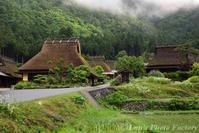 京の山里「美山」~かやぶきの里を訪れる-2- - Tomの一人旅~気のむくまま、足のむくまま~