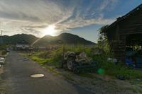 二上山 ~染まる - katsuのヘタッピ風景