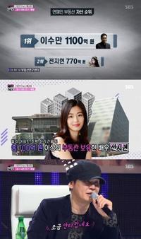芸能人不動産資産ランキングを発表!RAINは4位 - Rain ピ 韓国★ミーハー★Diary