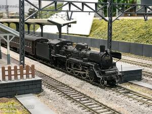 安達C55レストア ホビーセンターカトーにて - 鉄道模型の小部屋