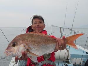 7月はスペシャル企画で乗り合いご予約募集です(^▽^) - 愛媛・松山・伊予灘・高速遊漁船 pilarⅢ 海人 本日の釣果