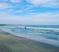 ■サーファーのいる風景 - surftrippper サーフィンという名の旅